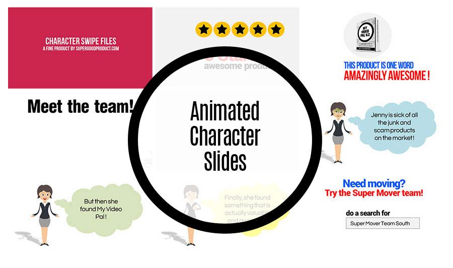 Character Slides