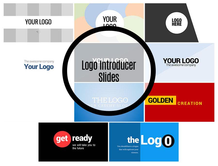 Logo Introducer Slides
