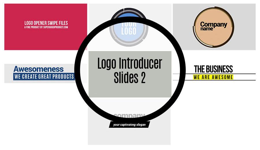 Logo Introducer Slides 2