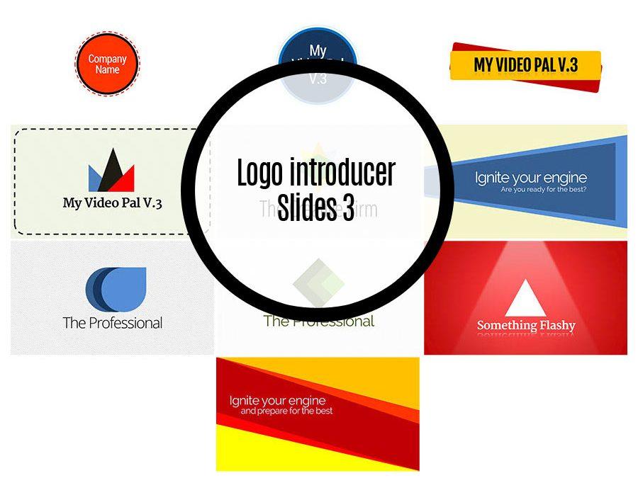 Logo Introducer Slides 3