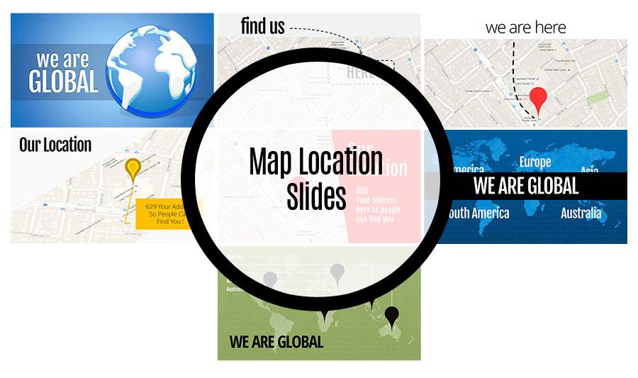 Map Location Slides