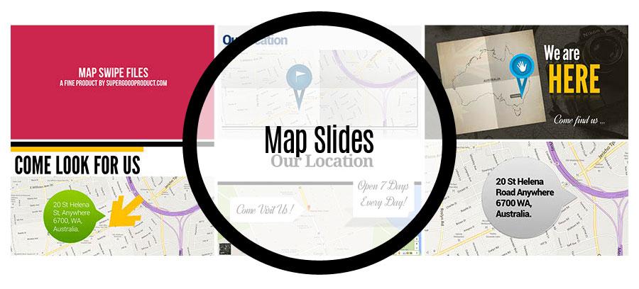 Map Slides