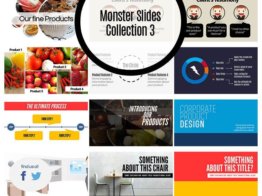 Monster Slides Collection 3