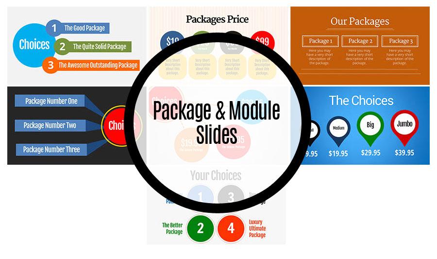 Package & Module Slides