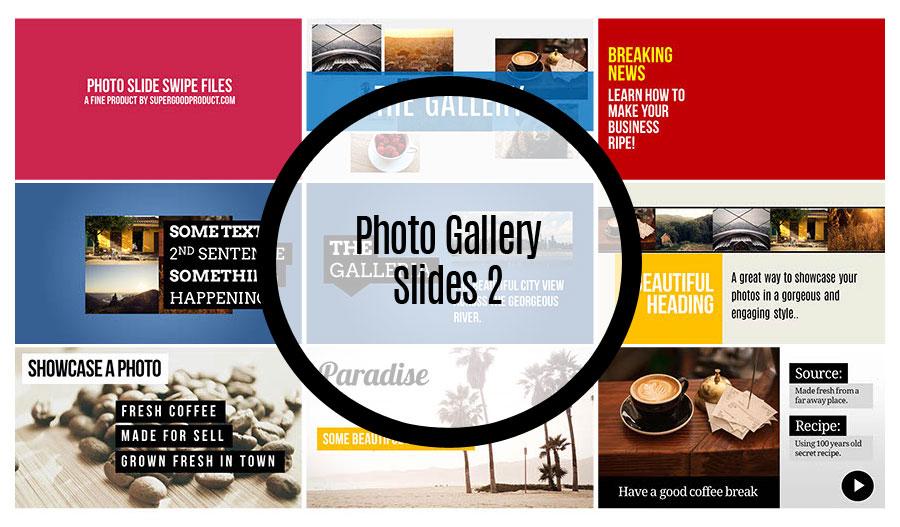 Photo Gallery Slides 2