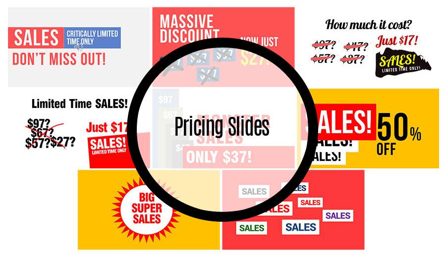 Pricing Slides