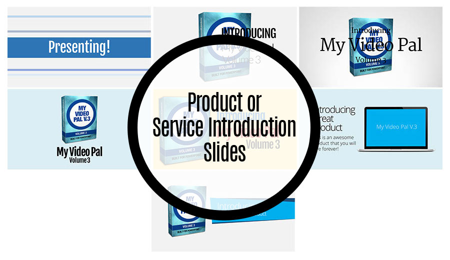 Product or Service Introduction Slides
