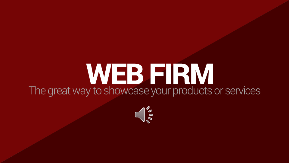 The Web Firm