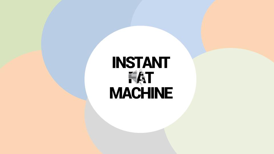 My Fat Machine