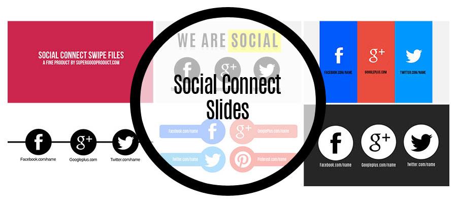 Social Connect Slides
