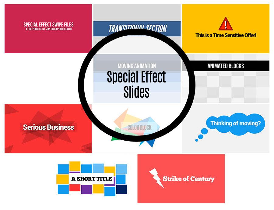 Special Effect Slides