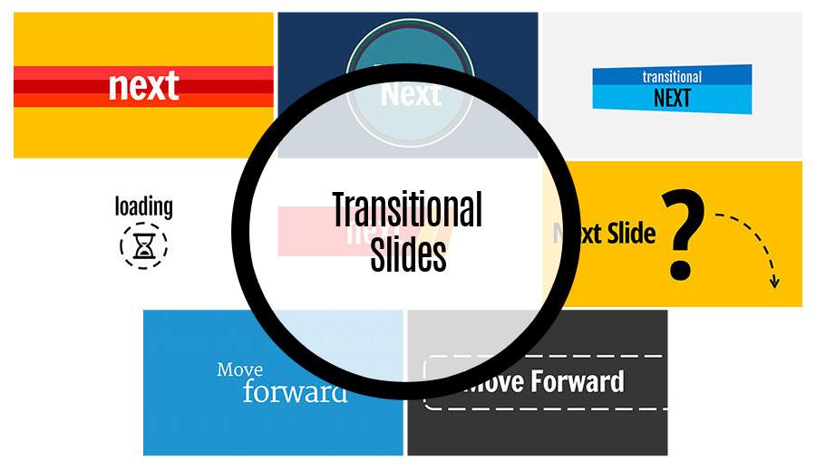 Transitional Slides
