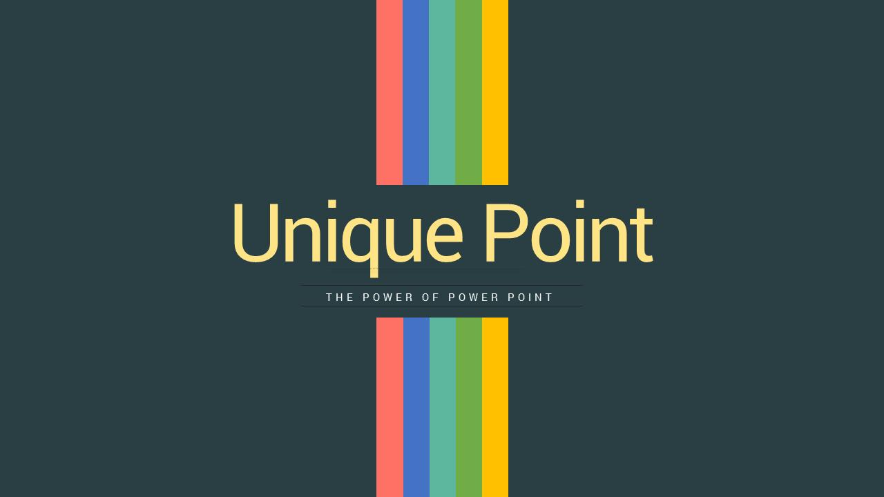 Unique Point