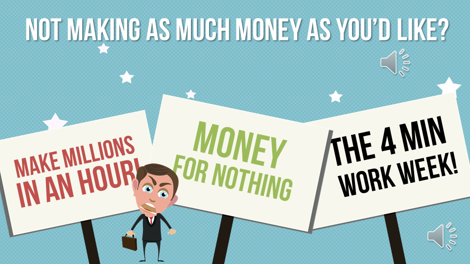 Marketing – Make Money