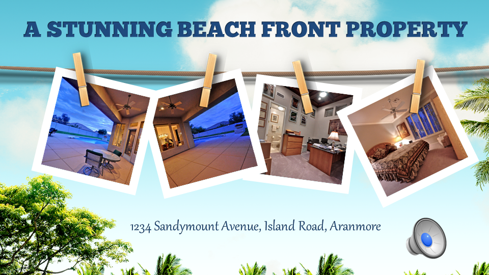 Real Estate Beach House