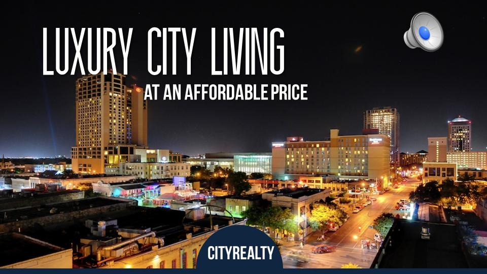 Real Estate City Apartment