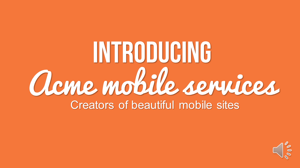 Mobile Web Explainer 2