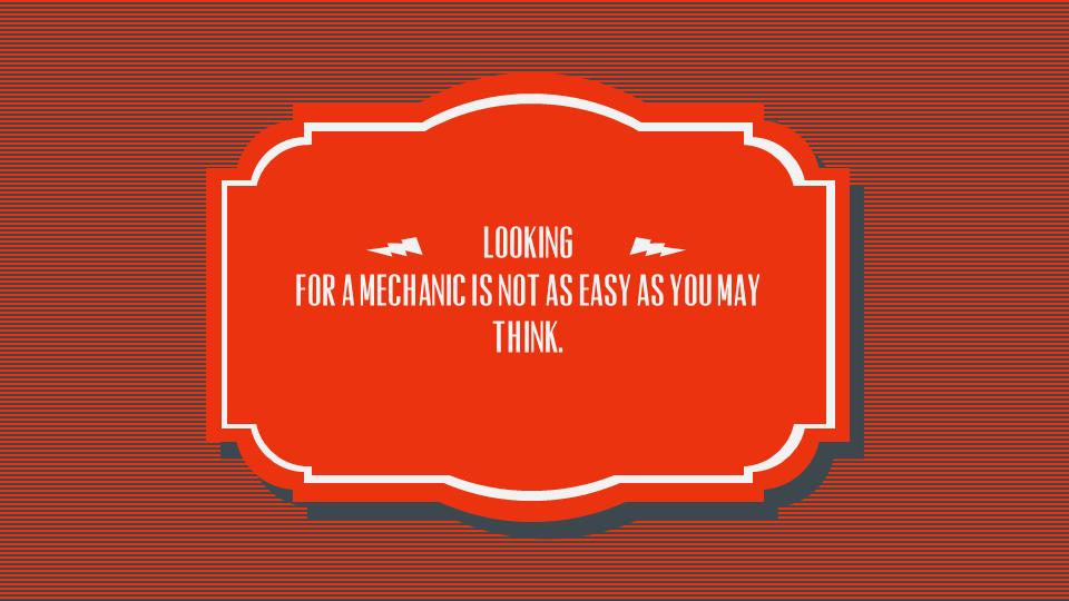 Mechanic Car Service