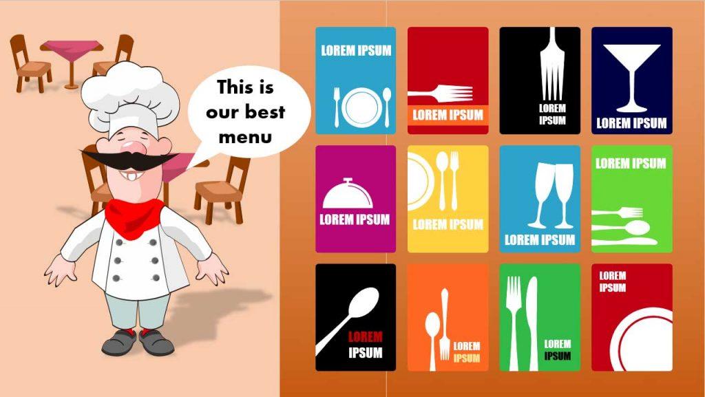 Restaurant Video Template