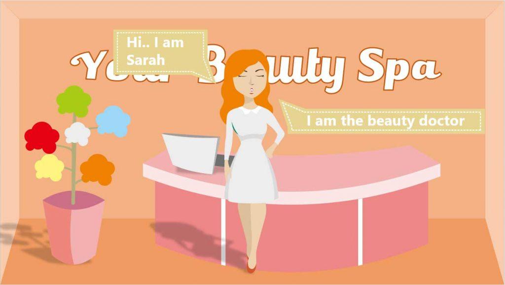 Beauty Spa Video Template