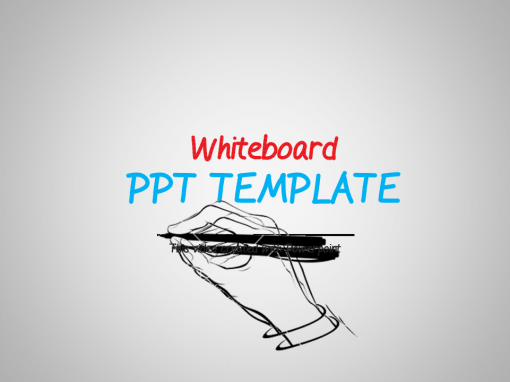 The Whiteboard Video Template