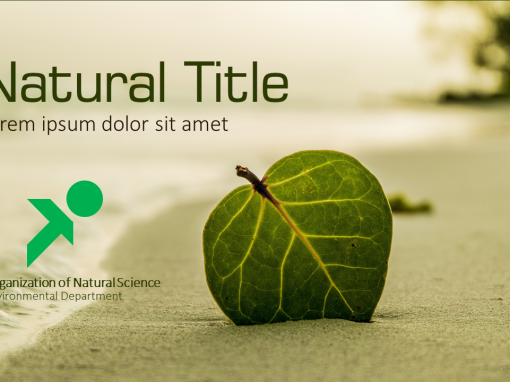 Nature Video Template