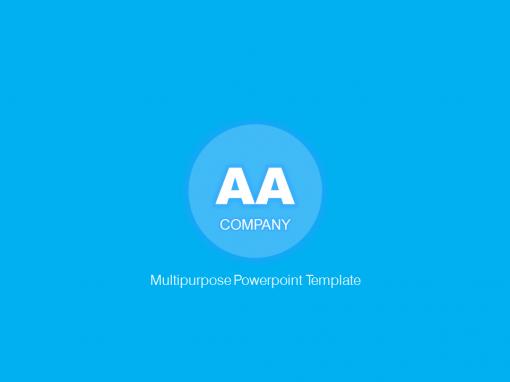 AA Company Video Template