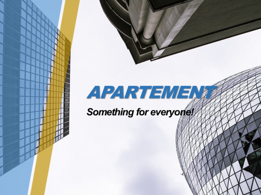 The Apartment Video Template