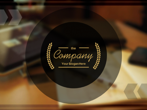 General Brown Business Video Template