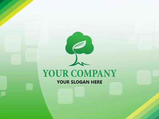 Green Company Video Template