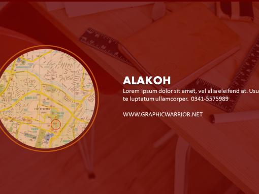 Alako School Video Template
