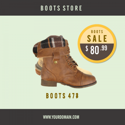 Boots Promo Clean