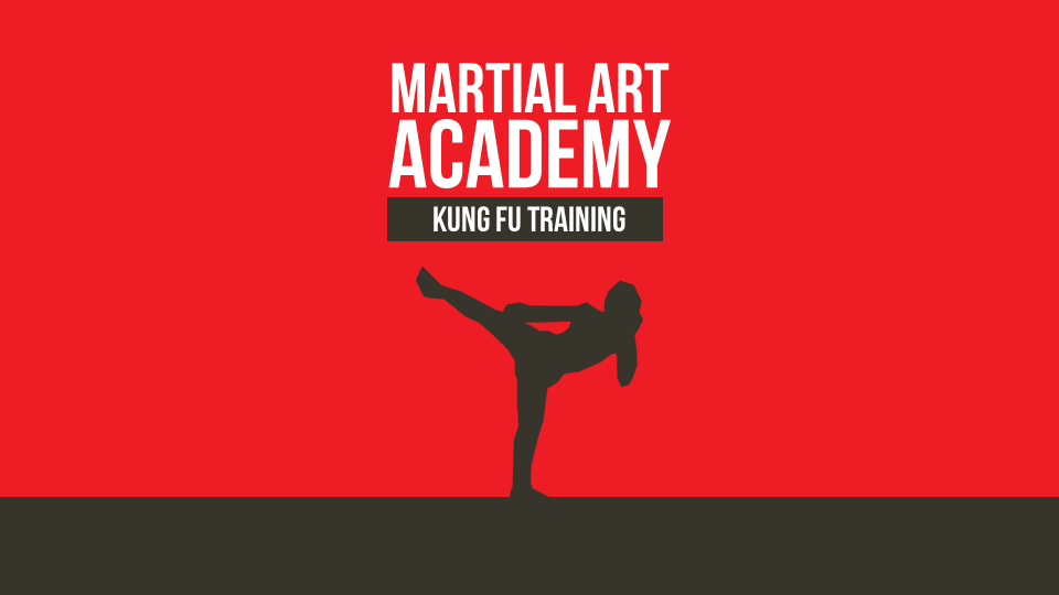 Kung fu class superpowerppt kung fu class powerpoint video template slide1 toneelgroepblik Images